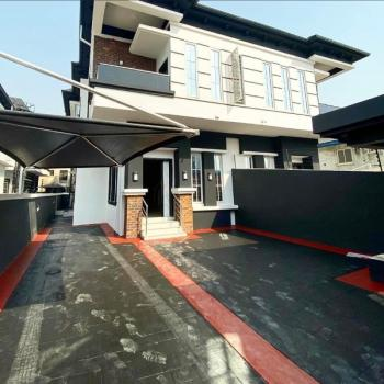 4 Bedroom Semi-detached Duplex with Room Bq, Chevy's View Estate, Lekki Phase 2, Lekki, Lagos, Semi-detached Duplex for Sale