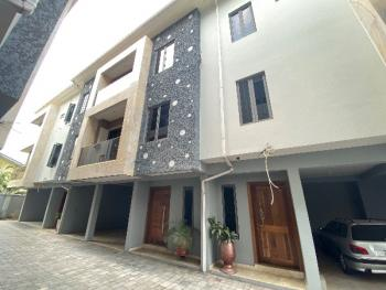 Brand New 4 Bedroom Luxury Terrace House with a Room Bq, Old Ikoyi, Ikoyi, Lagos, Terraced Duplex for Sale
