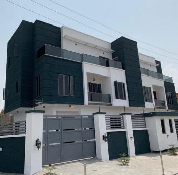 Brand New 5 Bedrooms Semi Detached Houses, Lekki Phase 1, Lekki, Lagos, Semi-detached Duplex for Sale