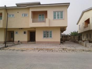 4 Bedroom and 1 Room Bq Detached Duplex, Lekki Gardens, Phase 5, Before Lbs, Ajah, Lagos, Detached Duplex for Sale