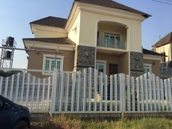 Lovely 5 Bedroom Fully Detached Duplex with Bq, Along Airport Road, Lugbe District, Abuja, House for Sale