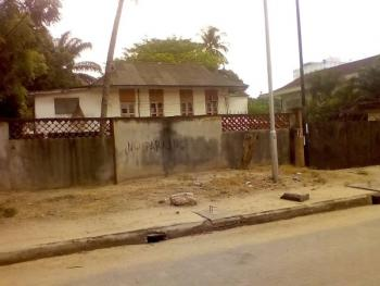 2600 Sqm Land, Club Road Ikoyi, Close to Golden Gate Restaurant, Old Ikoyi, Ikoyi, Lagos, Commercial Land for Sale
