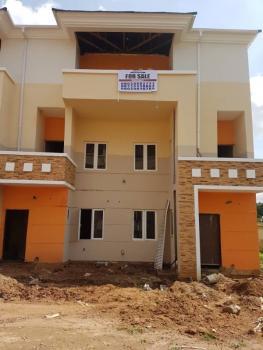 4 Bedroom Terrace Duplex Carcas  with a Room Bq, Gudu District., Gudu, Abuja, Terraced Duplex for Sale