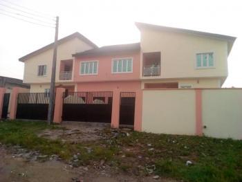 4bedroom Semi Detached Duplex, Odutola Estate, Felele, Ibadan, Oyo, Semi-detached Duplex for Sale