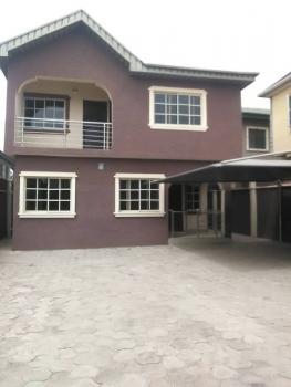 4bedroom Duplex and 2bedroom Duplex Both with Each 2  Sitting Room., 4bedroom Duplex and 2bedroom Duplex Both with Each 2  Sitting Room., Oko-oba, Agege, Lagos, Semi-detached Duplex for Sale