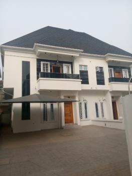 Newly Built 4 Units 4 Bedroom Semi Detached Duplex with Bq, Bera Estate, Chevron Drive, Lekki Expressway, Lekki, Lagos, Semi-detached Duplex for Rent