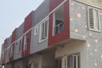 Newly Built 3 Bedroom Terrace Houses with a Bq, Pacific Court, Orchid Road, Ikota, Lekki, Lagos, Terraced Duplex for Sale