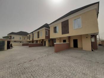 Luxury 4 Bedroom Semi Detached  Duplex with a Room Bq, Ocean Breeze Estate Ologolo Lekki Lagos, Ologolo, Lekki, Lagos, Semi-detached Duplex for Rent