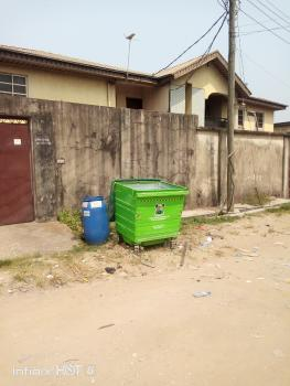 3 Bedrooms Ground Flat , 2 Occupants to Share Compound, Harmony Estate, Ifako, Gbagada, Lagos, Flat for Rent