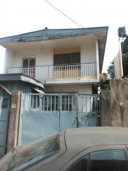 Standard Solid Building in Good Location, Off Oniwaya Road By Cement, Dopemu, Agege, Lagos, Block of Flats for Sale