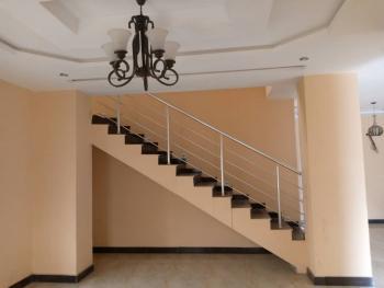 Superbly  5 Bedroom Detached Duplex with Bq, Ikotavilla Estate, Lekki Phase 1, Lekki, Lagos, Detached Duplex for Rent