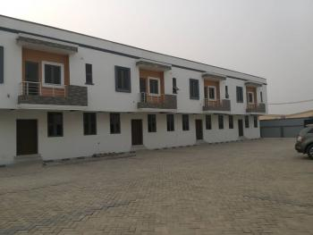 New Luxury and Affordable 4 Bedroom Terrace with Bq, 2nd Toll Gate, Lekki Expressway, Lekki, Lagos, Terraced Duplex for Sale