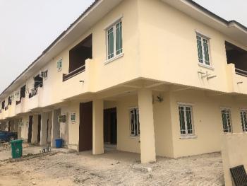 Well Finished 4 Bedroom Semi Detached House, Awoyaya Bus Stop Sangotedo, Sangotedo, Ajah, Lagos, Semi-detached Duplex for Rent
