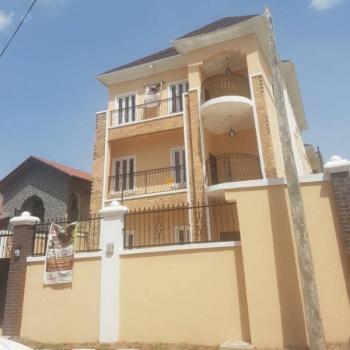 Luxury Fully Detached Duplex, Akora Estate, Adeniyi Jones, Ikeja, Lagos, Detached Duplex for Sale
