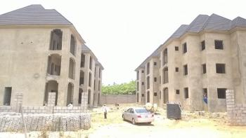 18 Units of 2 Bedroom Flat (carcass), Near Area Court,close to Paradise Estate, Life Camp, Gwarinpa, Abuja, Block of Flats for Sale