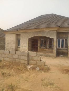 3 Bedroom Bungalow, Karsana, Gwarimpa Extension, Gwarinpa, Abuja, Detached Bungalow for Sale