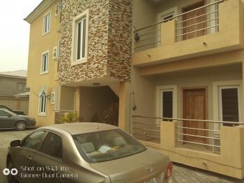 Brand New 3 Bedroom Flat, Off Spg Road, Ologolo, Lekki, Lagos, Block of Flats for Sale
