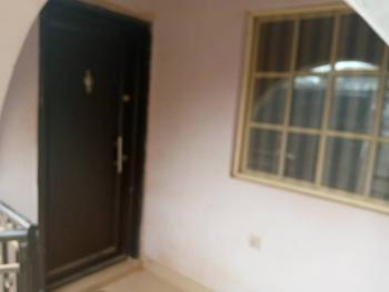2 Bedroom Bungalow +a Shop Tiled Floor with Pop .quarter of a Plot, 4 Building to The Tarred Road at Agbelekale Agbado Oke Odo Alimosho, Egbeda, Alimosho, Lagos, Detached Bungalow for Sale