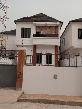 Well Finish 3 Bedroom Semi Detached with Bq, Kunle Idowu Str Idado Estate, Idado, Lekki, Lagos, Semi-detached Duplex for Sale