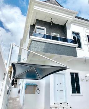 Luxury New Property, Chevron Toll, Lafiaji, Lekki, Lagos, Semi-detached Duplex for Sale