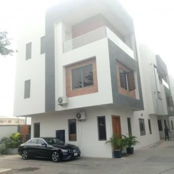 Executive and Magnificent 4 Bedrooms Terrace Duplex, Lekki Phase 1, Lekki, Lagos, Terraced Duplex for Sale