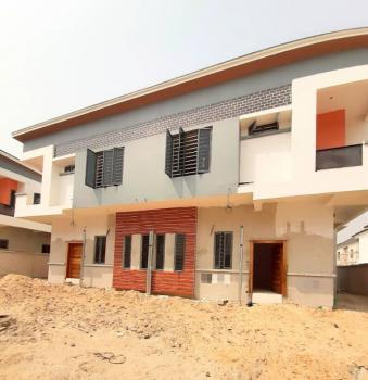 Brand New 4 Bedroom Semi-detached Duplex, Chevron Estate, Lekki Phase 2, Lekki, Lagos, Semi-detached Duplex for Sale