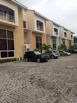 4 Bedroom Terrace House with Bq on 2floor, Lekki Phase 1, Lekki, Lagos, Terraced Duplex for Sale