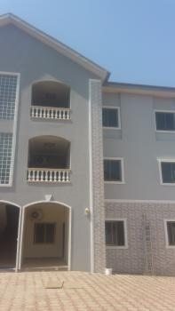 Lovely 3 Bedroom Flat with a Room Bq, By National Assembly Quarter, Apo, Abuja, Flat for Rent