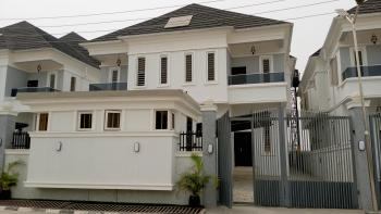 Massive 4 Bedroom Home with a Bq, Lafiaji, Lekki, Lagos, Semi-detached Duplex for Sale