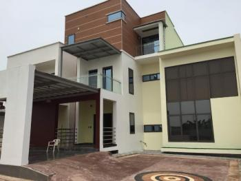 Twin Luxury Automated 4-bedroom Semi-detached Duplex with Bq, Off Justice James Ogebe Street, Asokoro District, Abuja, Semi-detached Duplex for Sale