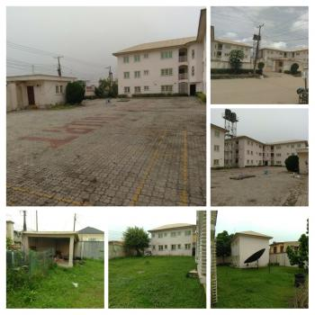 Executive 12 Number of 3bedroom with Bq Each.4plot, Ire Akari Estate, Ire Akari, Isolo, Lagos, Block of Flats for Sale