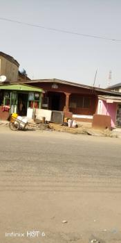 Lovely Commercial Bungalow, Ogba By Excellent Hotel, Ogba, Ikeja, Lagos, Detached Bungalow for Sale