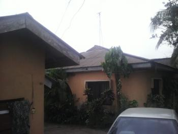 Well Built 4 Bedroom Flat with 3bedroom* Bq on a Full Plot, Oja Ota, Obasanjo Farm,, Sango Ota, Ogun, Detached Bungalow for Sale