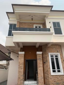 Brand New 4 Bedroom Semi Detached Duplex with Bq, Westend Estate, Lekki County Road, Ikota, Lekki, Lagos, Semi-detached Duplex for Rent