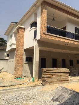 Four Bedroom Trerraced Duplex, Behind Lekki Conservation Centre, Lafiaji, Lekki, Lagos, Terraced Duplex for Sale