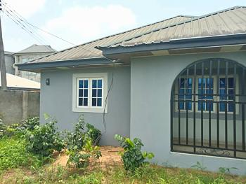 4 Bedroom Bungalow & 2bedroom Boysquarters, Psychiatric Road, Port Harcourt, Rivers, Detached Bungalow for Sale