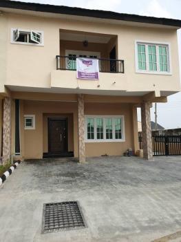 Brand-new Corner Piece 4 Bedroom Terrace Duplex (all En-suite), Lekki Gardens 3 (beside Lagos Business School), Olokonla, Ajah, Lagos, Terraced Duplex for Rent