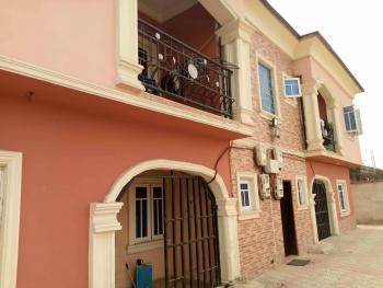 a Nice 2 Bedroom Flat, Sangotedo, Ajah, Lagos, Flat for Rent