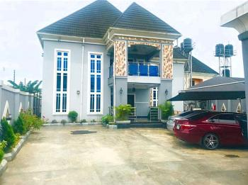 4 Bedroom Duplex, Shell Cooperative, Eliozu, Port Harcourt, Rivers, Detached Duplex for Sale