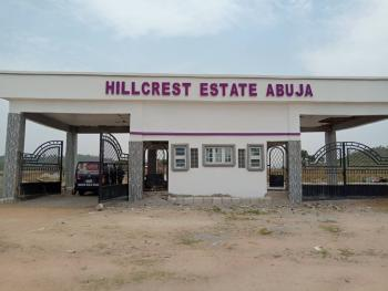 Land, Hillcrest Estate, Sabon-lugbe, Lugbe District, Abuja, Residential Land for Sale