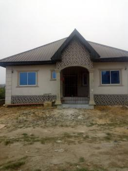 New Semi Detached Bungalow of 3 Bedroom and 2 Self Contained, Otokutu, Ughelli South, Delta, Semi-detached Bungalow for Sale