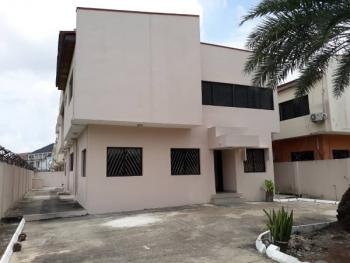 5 Bedroom Fully Detached House with 2rooms Bq and Gate House, Lekki Phase 1, Lekki, Lagos, Detached Duplex for Rent