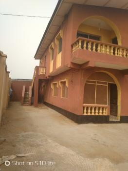Standard 3 Bedroom Flat, Behind Oreyo Grammar School, Igbogbo, Ikorodu, Lagos, Semi-detached Bungalow for Rent