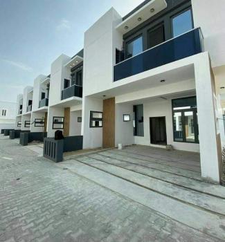 3 Bedroom Duplex with a Bq, Lekki Palm City Estate, Ajiwe, Ajah, Lagos, Terraced Duplex for Sale