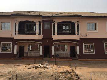 Nicely Built 4flats, in a Serene Neighborhood., Guabadia Street, Off Country Home Rd., Benin, Oredo, Edo, Block of Flats for Sale