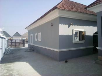 a Brand New 3 Bedrooms Bungalow with Bq, Queens Estate, Gwarinpa, Abuja, Mini Flat for Rent