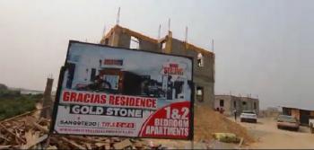 3 Bedroom Apartment at Gracias Goldstone, Off Monastery Road, Sangotedo, Ajah, Lagos, Block of Flats for Sale