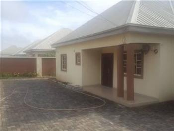 Luxury 3bedroom Bungalow, Cbs Estate, Lugbe District, Abuja, Detached Bungalow for Sale