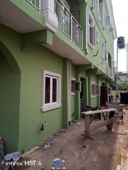 Newly Built 2 Bedrooms Up Flat, Harmony Estate, Ifako, Gbagada, Lagos, Flat for Rent