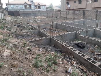 a Plot of Land in a Serene Environment, Taiwo Alese Badaru Street By Alhaji Kamorudeen, Agric, Ikorodu, Lagos, Residential Land for Sale
